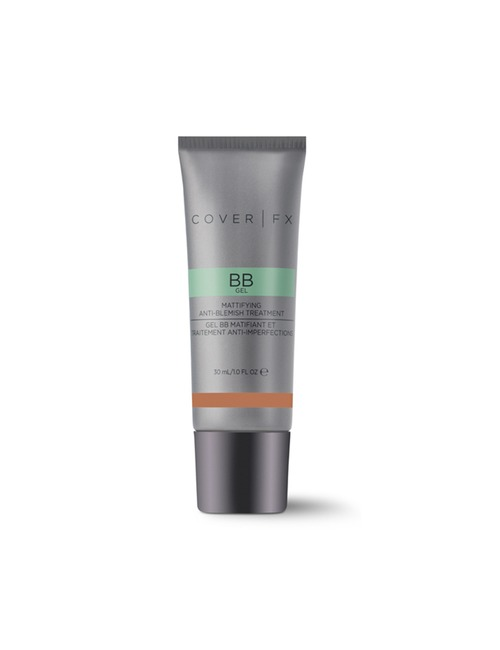 COVER FX Bb Gel Mattifying Anti Blemish Treatment N Deep