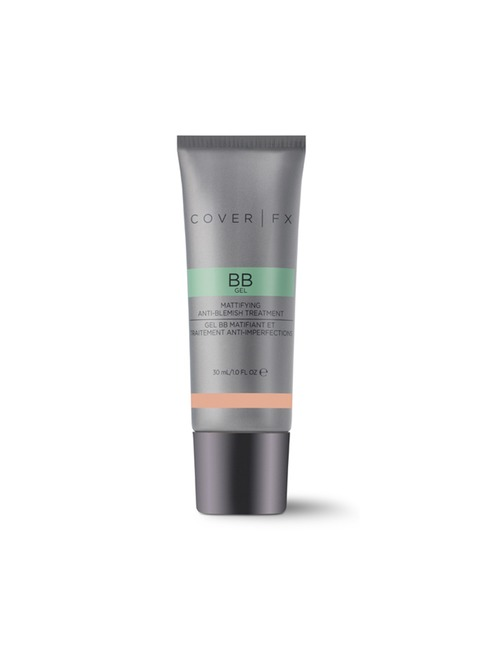COVER FX Bb Gel Mattifying Anti Blemish Treatment P Light Medium