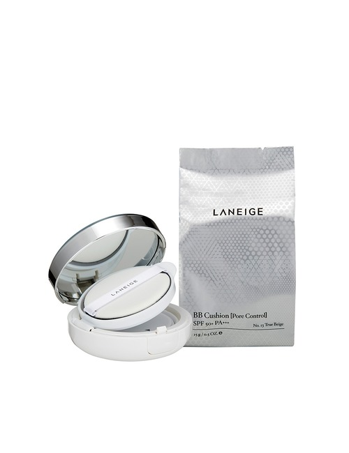 Laneige Bb Cushion [Pore Control] Spf50+ Pa+++  No.13 (True Beige)
