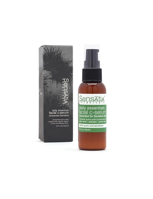 Sensatia Botanicals Facial C Serum Facial C-Serum Unscented Sensitive