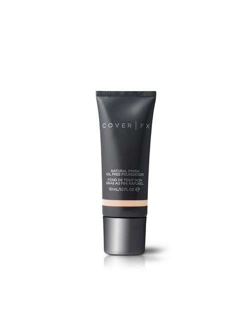COVER FX Natural Finish Oil Free Foundation N0