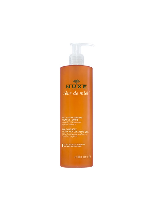 Closeup   6748 face and body ultra rich cleansing gel 400 ml