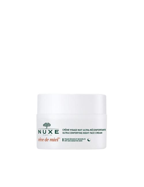 NUXE Rêve De Miel® Ultra Comfortable Face Cream   Night