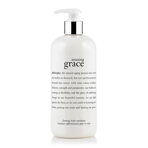 Closeup   amazing grace perfumed firming body emulsion