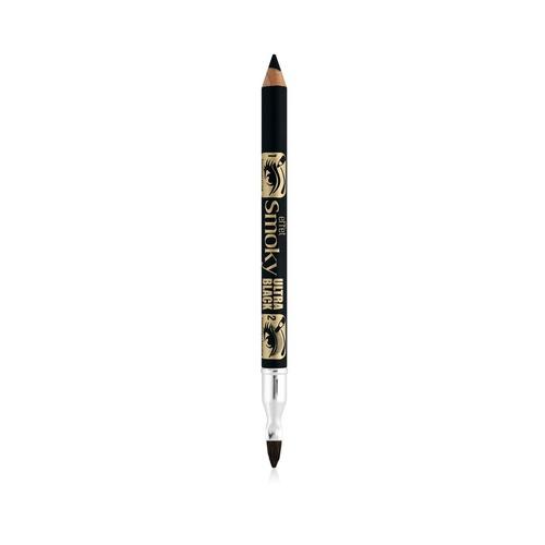 Closeup   crayon effect smoky ultra black
