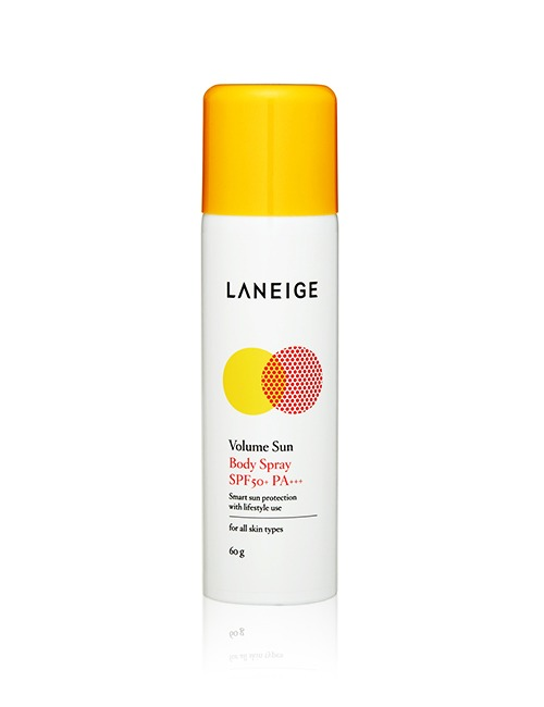 Laneige Volume Sun Body Spray