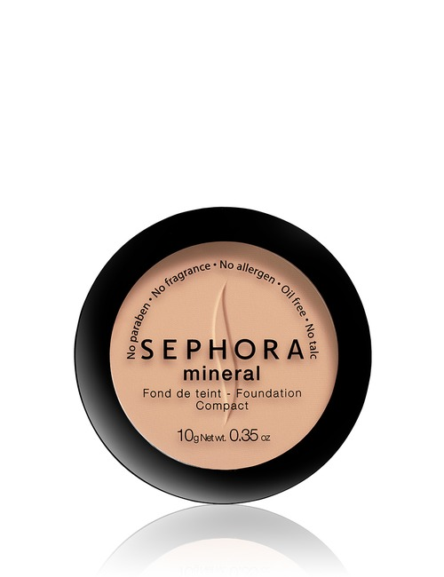 Sephora Collection Mineral Foundation Compact 21 Petal