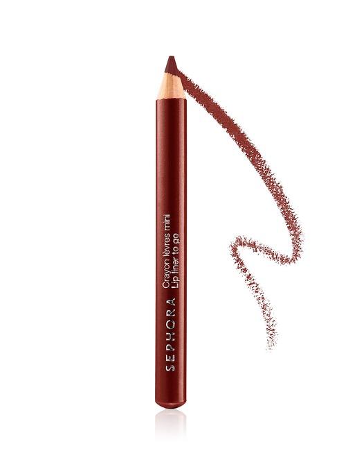Sephora Collection Nano Lip Liner 18 Deep Brown