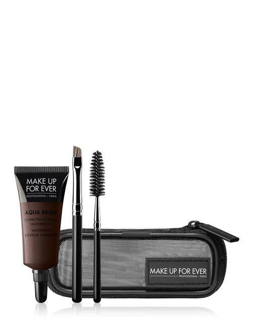 Make Up For Ever Aqua Brow Kit 30 Dark Brown