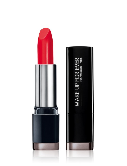 Make Up For Ever Lipstick Artist Intense 52 Rebellious Red