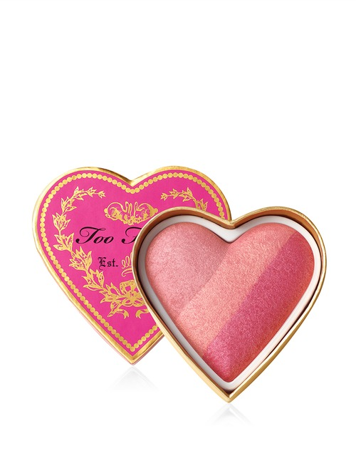 Too Faced Sweethearts Blush Something About Berry