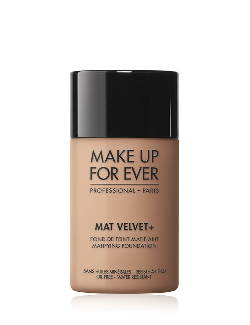 Make Up For Ever Mat Velvet + Foundation 35 Vanilla