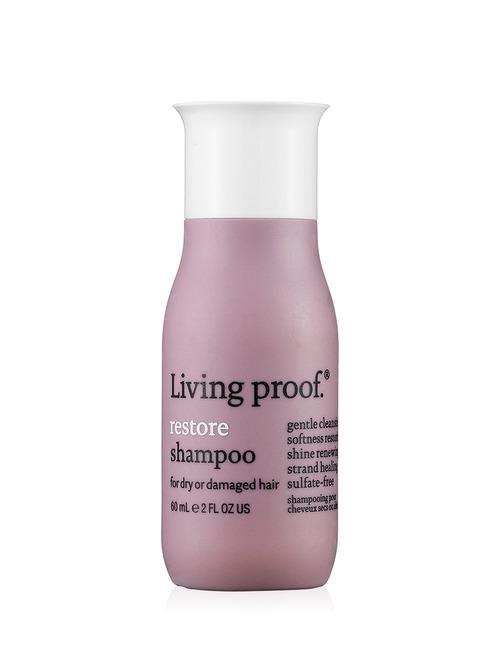 Closeup   restore shampoo 2oz