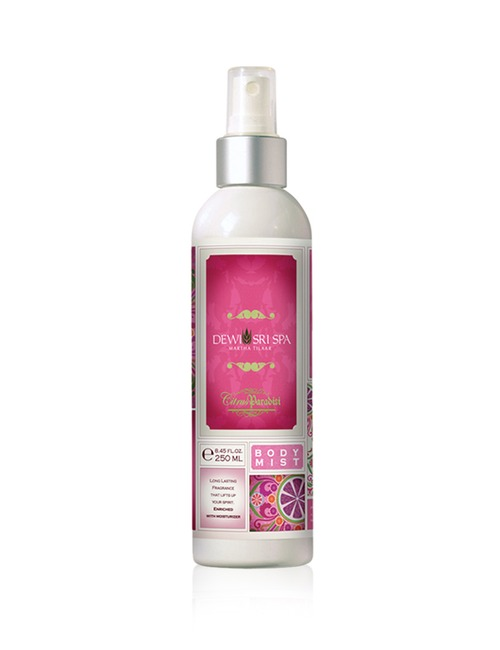 Dewi Sri Spa Body Mist Citrus Paradisi