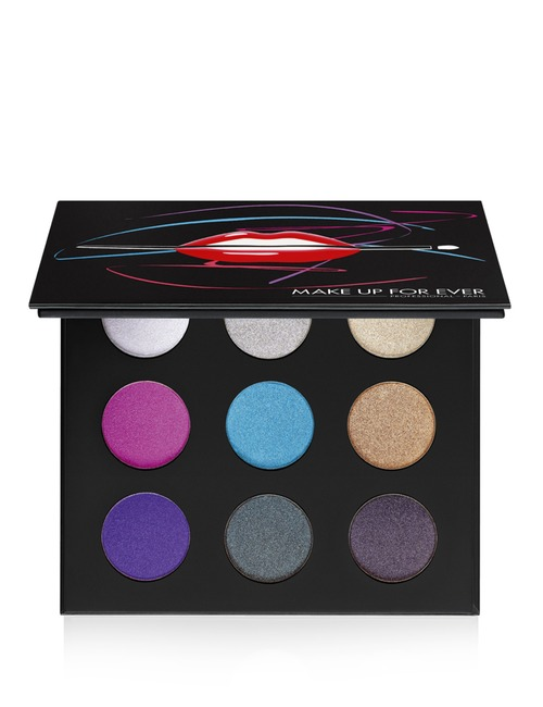 Make Up For Ever Artist Shadow 2 Pallete 9 X1.8 G