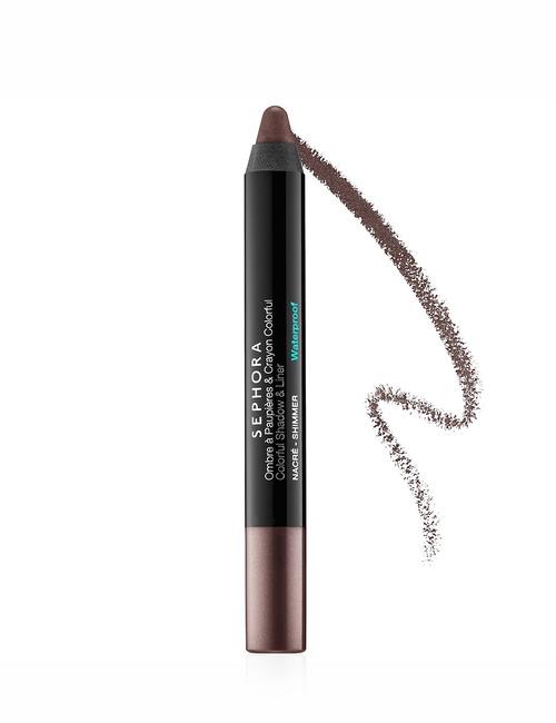 Sephora Collection Colorful Shadow & Liner 22 Darktaup