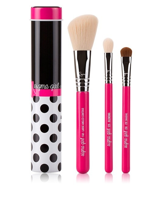 Sigma Beauty Color Pop Brus Kit