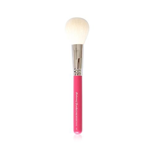 Closeup   12 powder blush brush pink