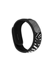 Wristband Neo Black Print