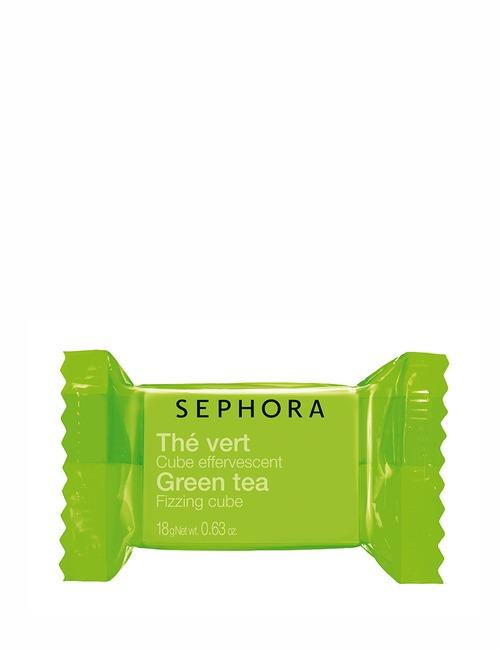 Sephora Collection Fizzing Cube Green Tea