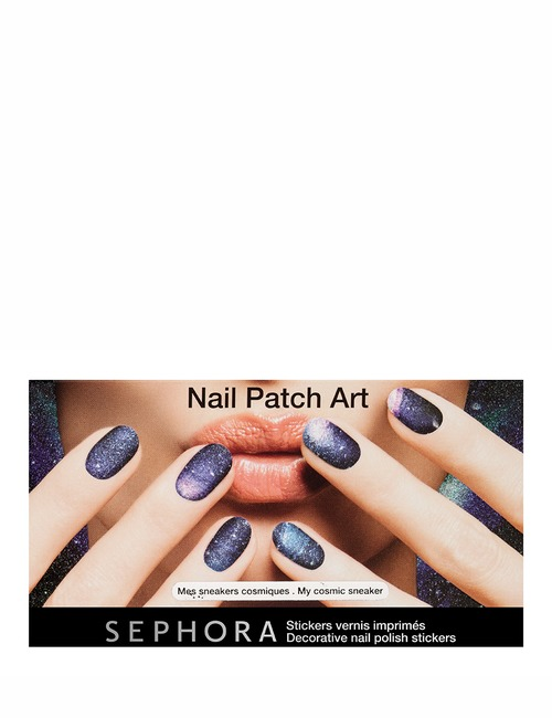 Sephora Collection Nail Patch Art  My Cosmic Sneaker