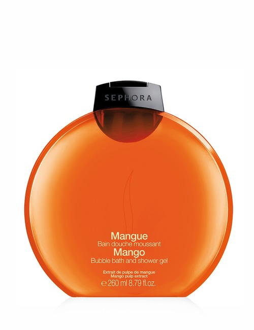 Sephora Collection Bubble Bath Shower Gel Mango