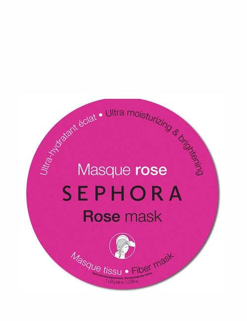 Sephora Collection Theraphy Mask Rose